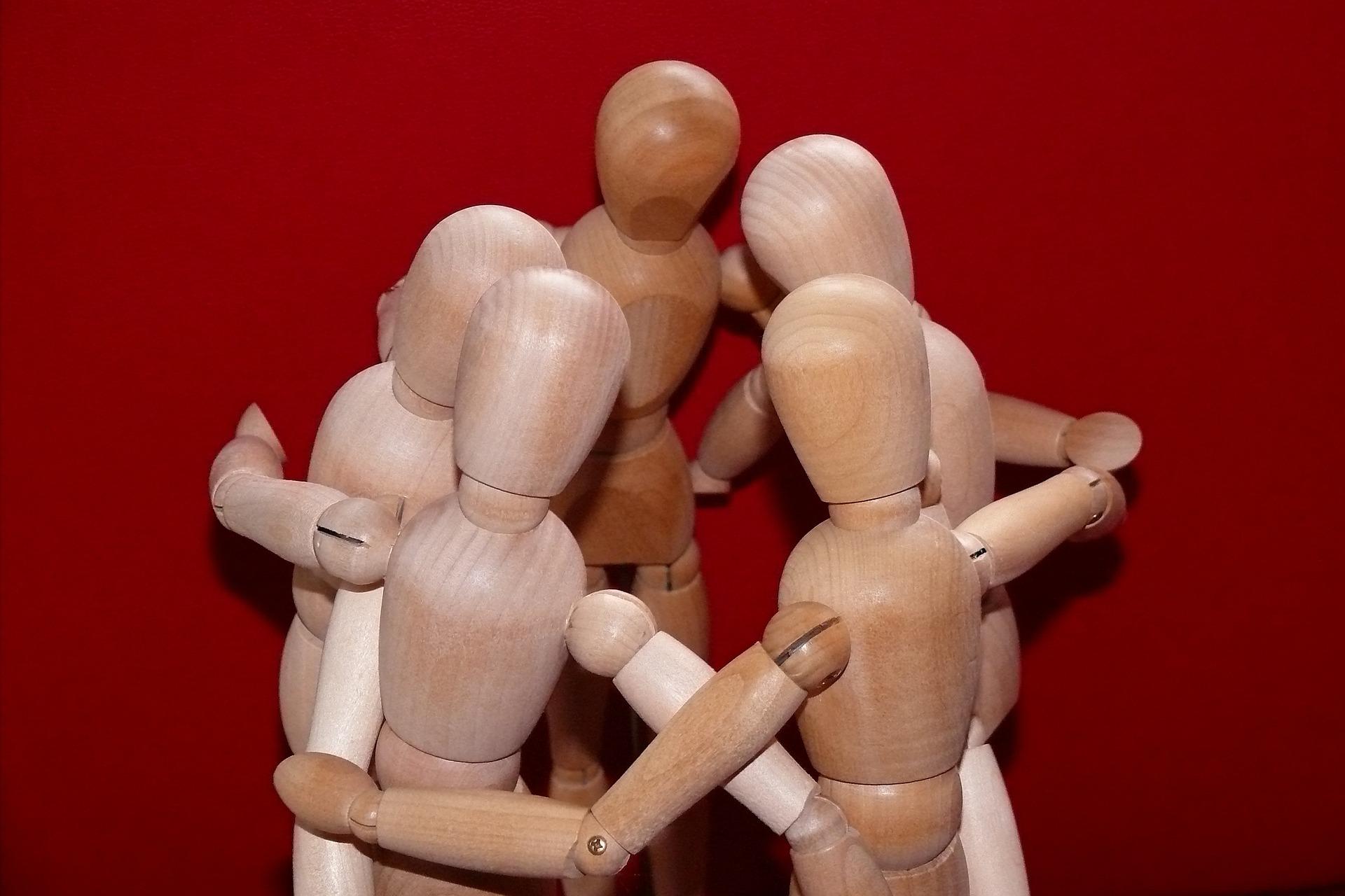 Grup d'ajuda mutua - Grupo de apoyo mutuo