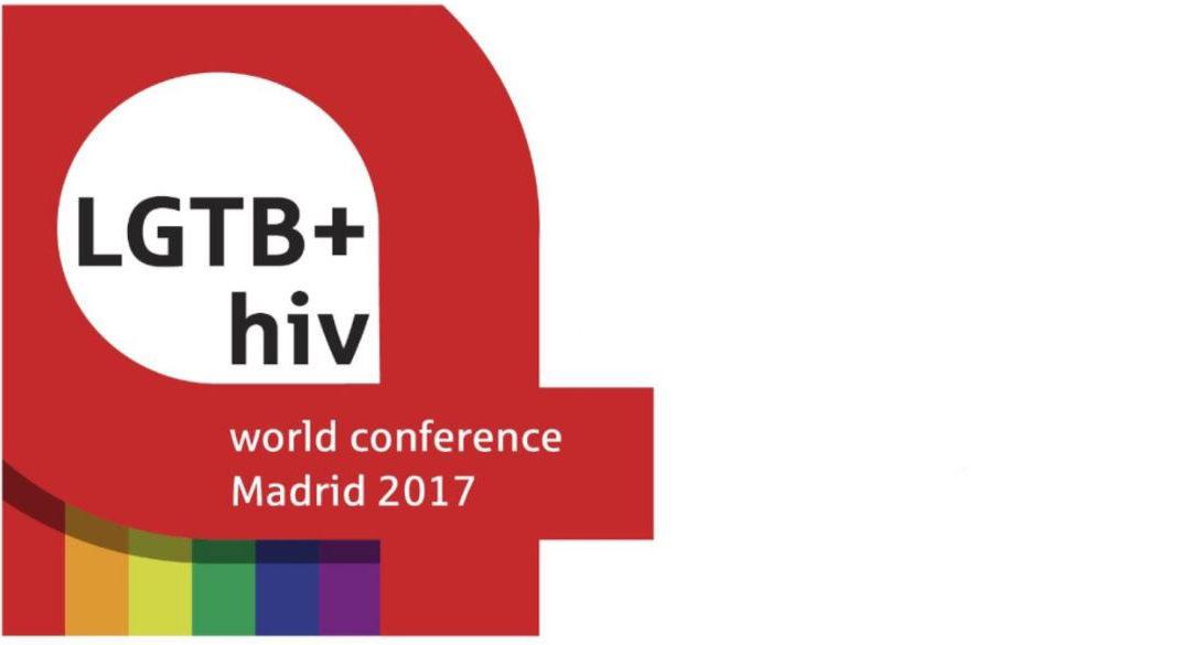Conferència mundial de persones LGTB+ que viuen amb VIH o la sida
