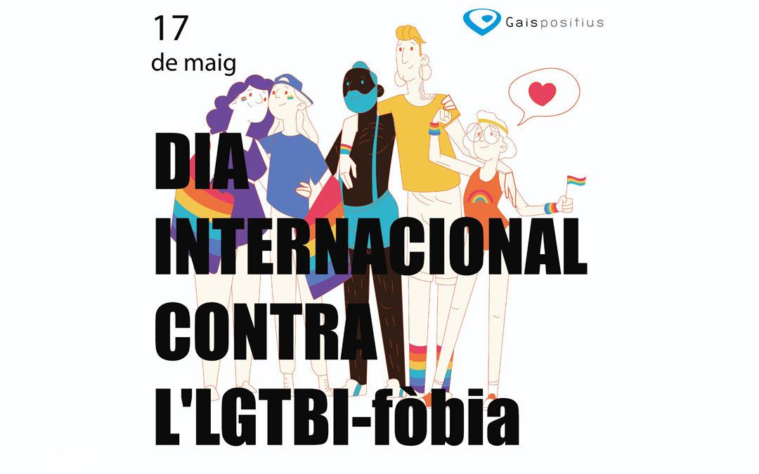 Dia contra l'LGTBI-fòbia